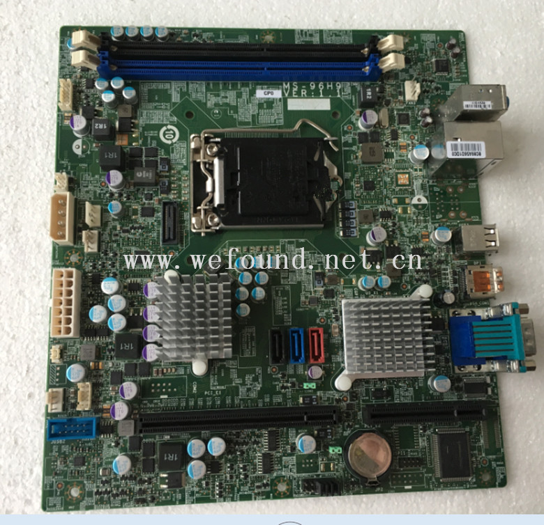 100% Working Desktop Motherboard for MS-96H9 DDR3 1155 System Board Fully Tested100% Working Desktop Motherboard for MS-96H9 DDR3 1155 System Board Fully Tested