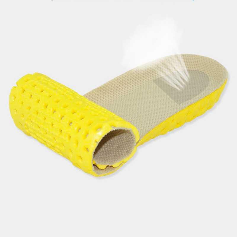 1 çift Kalın Ayakkabı Astarı Ortez Ayakkabı ve Aksesuarları Tabanlık ortopedik hafızalı köpük Spor Kemer Desteği yetişkin bezi Kadın Erkek Sıcak