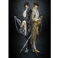 Anime CODE GEASS Lelouch Rebellion R2 CLAMP Black White Knight Lelouch suzaku knight Seven PVC Action Figure Model Toys
