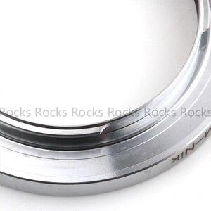 Image 5 - Pixco OM Nik フォーカス無限大 3 ネジ 3 ネジレンズオリンパス一眼レフレンズ用マウントアダプターのスーツカメラ D750 D810 D4S