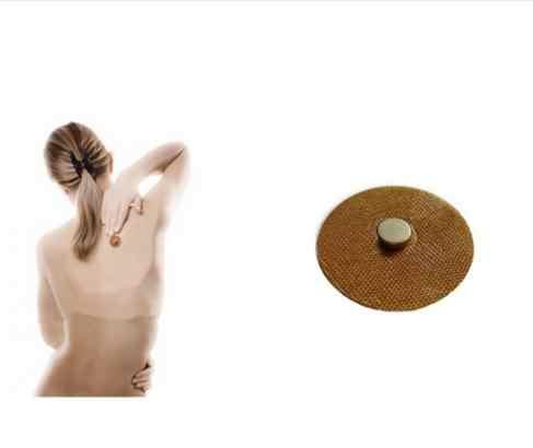 20 sztuk/partia magnetyczne akupunktura Therpy tynk na plecy ramię ulgę w bólu magnes leczenie naklejki opieki zdrowotnej