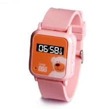 Children Kids GPS GSM GPRS Tracker device Watch Double Locate Remote Monitor SOS function