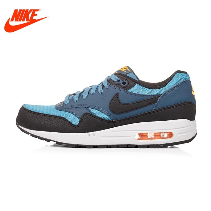 buy online f9ccd abd49 NIKE-Originele-Ademend-Air-Max-1-mannen-Loopschoenen-Sneakers -Blauw-Rood-en-Geel.jpg