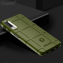 Rugged Shield Airbags Case For Samsung Galaxy A7 2018 A9 J4 J6 Plus Prime A6S A8S Matte Soft TPU Full Cover
