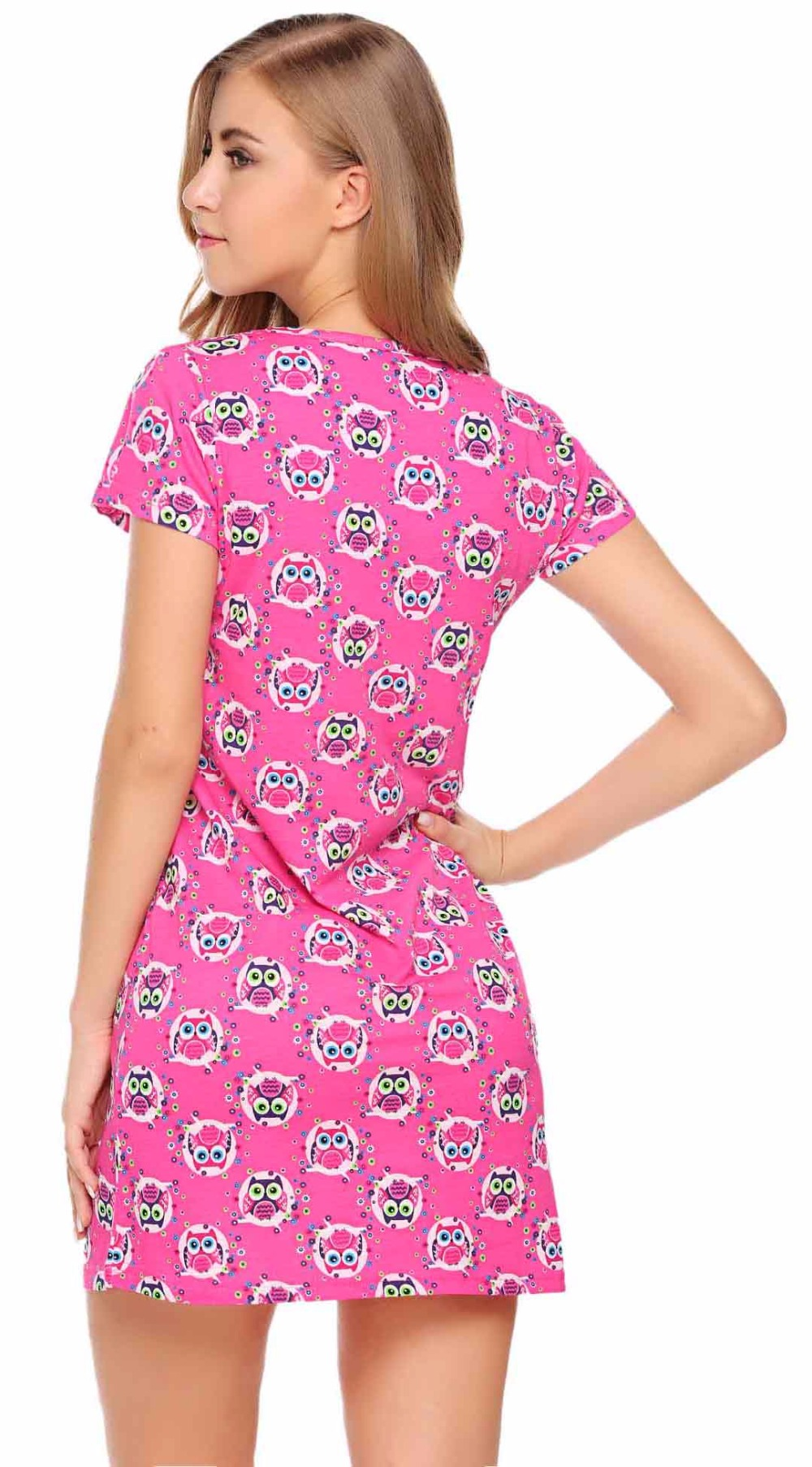 8b1e8c4adcd0 Nightgown Very Cute Cat