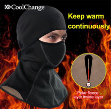 Coolchange Winter Face Mask Scarf Cap Neck Headwear Shield Hat Ski Sport Cycling Warm Snowboard Balaclava Cover