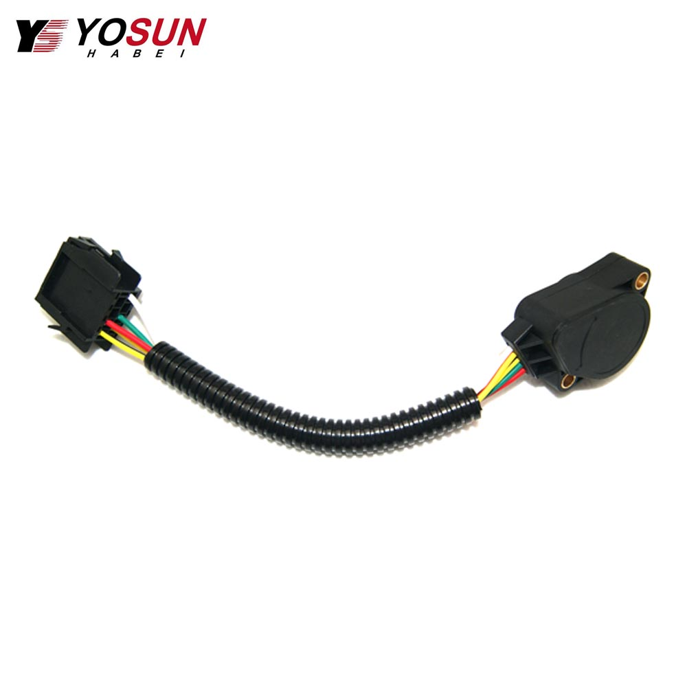 Throttle Position Sensor 20504685 For Volvo Truck 3171530 Gmc Sierra Wiring 1063332 5 Wires Black In From Automobiles Motorcycles On