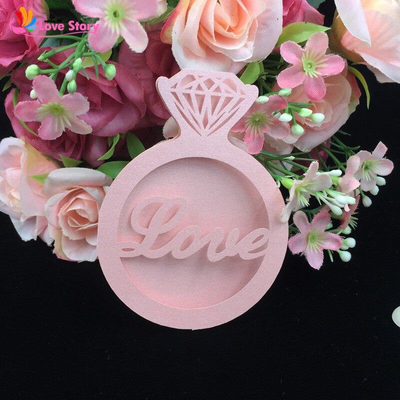Diamond Wedding Invitations PromotionShop for Promotional Diamond