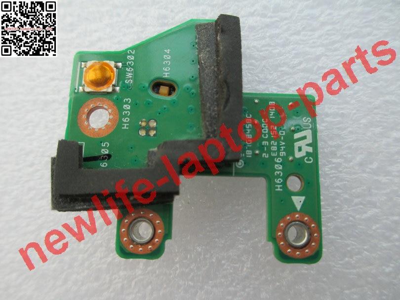 original G750J G750JZ switch power botton board free shipping аксессуар чехол asus zenfone 3 max zc520tl zibelino classico silver zcl asu zc520tl slv