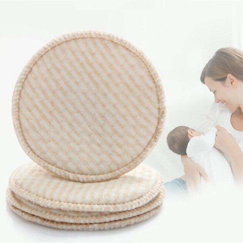 2Pcs Mommy Nursing Pad Washable Breast Pads Spill Prevention Breast Feeding Spill Prevention Breast Pad For Mum Breast Feeding