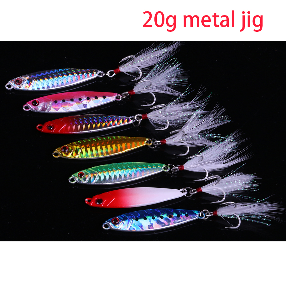 Balleo 20g metal jigging Lead Fish lead fishing lures spinners spoon bait Metal spoon lure Fishing lure spinners trout for pike toma spoon metal fishing lures lead fish 80g sinking bait metal jigging lure artificial bait bass lure fishing tackle