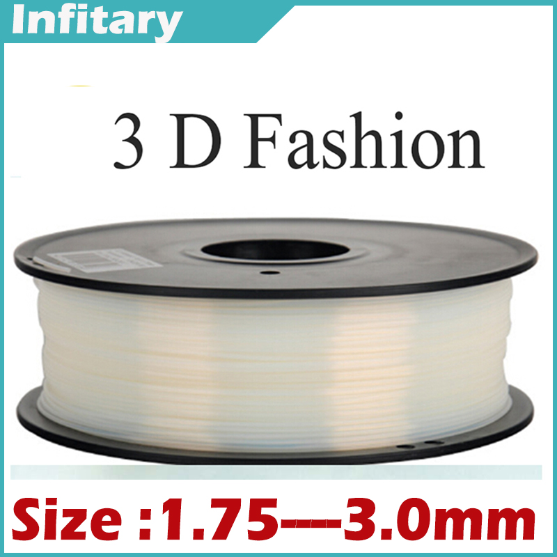 Hot PLA filament metal PLA  filament  6 Materials Supported 3D printer Machine DIY KIT LCD Screen for 1Kg free shipping