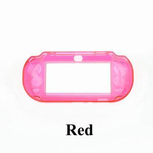 Image 4 - YuXi שקוף ברור מקרה קשה מגן כיסוי מעטפת עור עבור Sony פלייסטיישן Psvita PS Vita PSV 1000 קריסטל גוף מגן