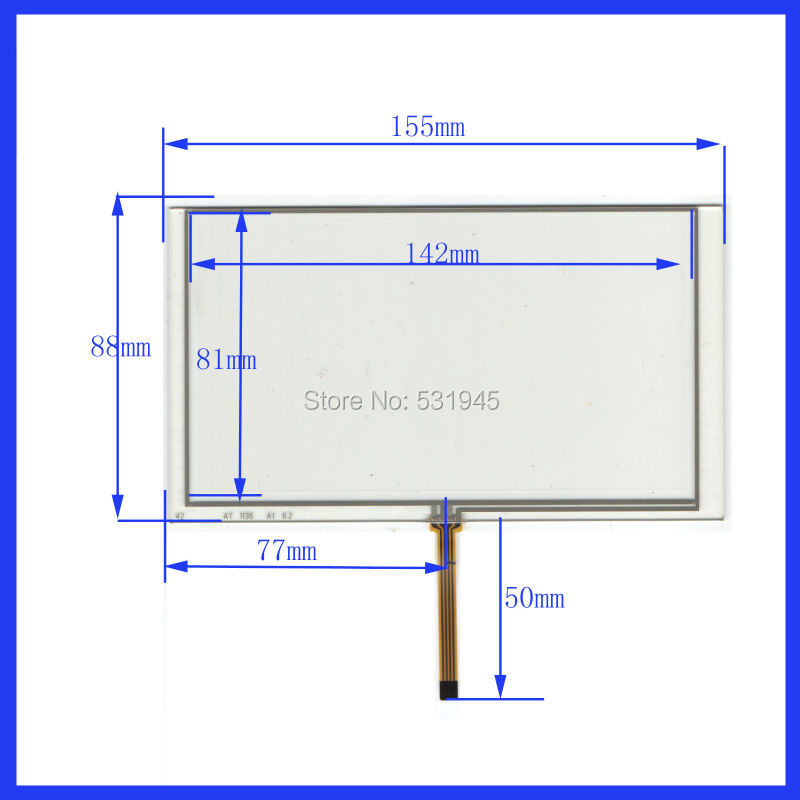 zhiyusun zcr 1126r1 6 2 inch touch screen digital playerhandwriting screen outer periphery. Black Bedroom Furniture Sets. Home Design Ideas