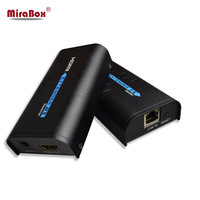 Mirabox Hdmi Extender Rj45 Can Extend 120m The Original Vendor High Quality Good Service Support Supper