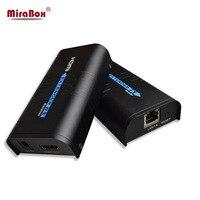 HDMI Extender Over IP/TCP UTP/STP CAT5e/6 Rj45 LAN