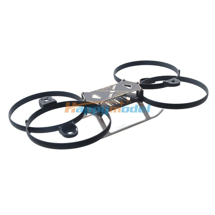 Flymotor 295 Mini Quadcopter CC3D Racing Drones Aircraft Black
