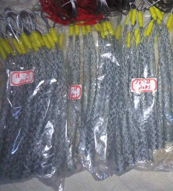 Cable Socks Cable Puller Wire Grips For  18-25mm Cable Pulling