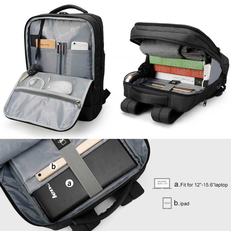 Tigernu 15.6 дюймовый ноутбук рюкзак USB зарядки молодежи Сельма рюкзак для Для женщин мужской рюкзак школьный рюкзак для подростков