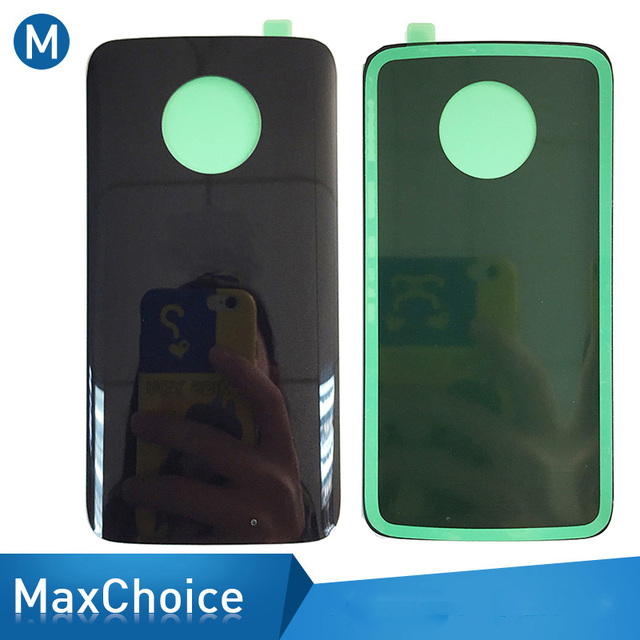 promo code 636bd a13dd Top Quality For Motorola Moto X4 Battery Cover Back Battery Door Rear  Housing Glass Cover Case-in Mobile Phone Housings from Cellphones & ...