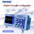 Цифровой осциллограф Hantek DSO5202P 70-200 МГц  2 канала 1GSa/s 7 ''TFT LCD цветной дисплей  длина записи 40K 5102P/5072P