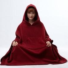Meditazione abbigliamento mala vestiti con cappuccio femamle donne vesti  monaco buddista mantello meditazione cuscino TA547( bcc40b9c72a