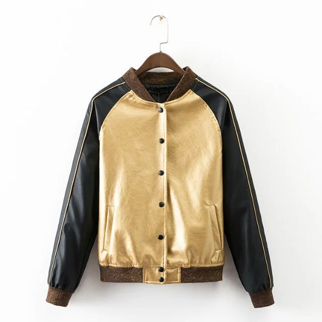 Online Get Cheap Women's Jacket Gold -Aliexpress.com | Alibaba ...