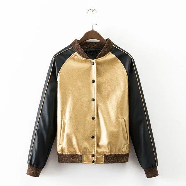 Online Get Cheap Women's Jacket Gold -Aliexpress.com | Alibaba ...