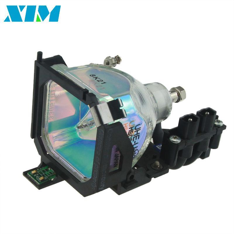 Xim Замена лампы проектора ELPLP10/V13H010L10/V13H010L1S для EPSON EMP 510/EMP 510C/EMP 710/ EMP 710C проекторы