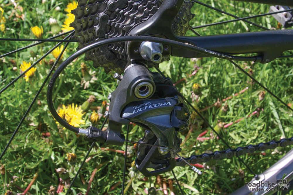 26ba6a67a5e ... SHIMANO ULTEGRA RD-6800-SS GS 11S Speed Rear Derailleur Road Bike  Bicycle Part