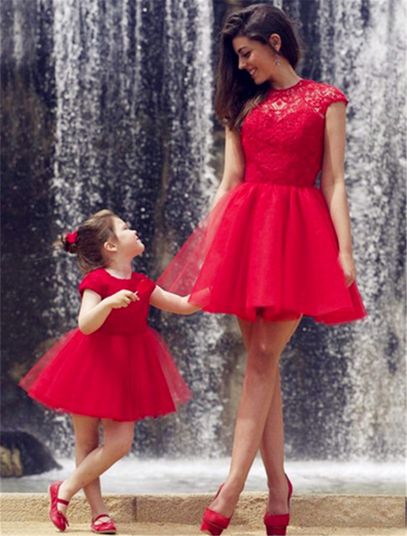 Online Red Graduation Dress China