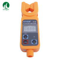 Online AC Current Monitor High/Low Voltage AC Leakage Current Clamp Meter ETCR9100 With Digital Ammeter