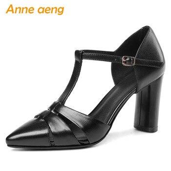 De Lijas Verano Pompones Boda Altos Zapatos Finos Con Para Negros Tacones Plateados Mujer qzMGSLpUV