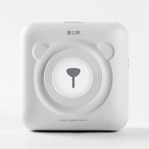Image 5 - Bluetooth Wireless Small Thermal Printer Picture Mobile Photo Printer Mini Printer Portable Photo Printer for Android iOS phone