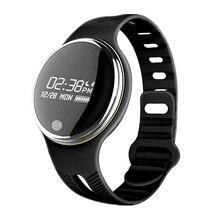 Новый E07 Smart Band IP67 Водонепроницаемый Плавание Bluetooth 4.0 SmartBand Шагомер Спорт умный Браслет фитнес-трекер анти потерял