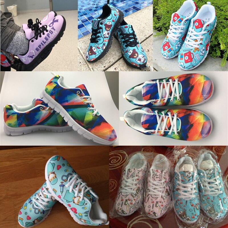 Flats Shoes FORUDESIGNS Cartoon 9