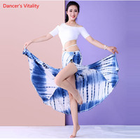 2018 New Autumn And Winter Women Belly Dance Clothes Baladi Dress saidi One piece Dresses Practice Costume Bellydance Dress