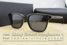 Может быть настроены oliver peoples NDG-1-P поляризованные очки Старинные очки мужчины и женщины солнцезащитные очки дизайнер бренда с оригинальной случае