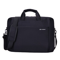 New Waterproof 15 inch Laptop bag for hp lenovo sony dell laptop bag computer bag for men women briefcase black nylon bag