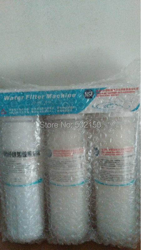 prefilter for water filter machine model WTH-803,5sets