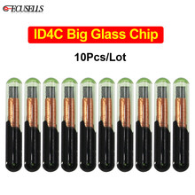 10Pcs/Lot ID4C Big Glass Chip ( After Market ) ID 4C Car Key Chip for Ford for Toyota for Mazda