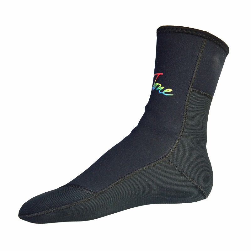 Calcetines de buceo 3 mm neopreno traje de calcetines de los hombres - Deportes acuáticos - foto 4