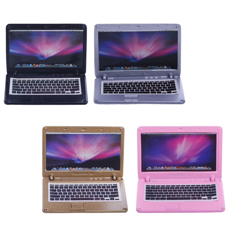 Mini computer model toy accessories for 18 inch doll, or dolls Christmas gift