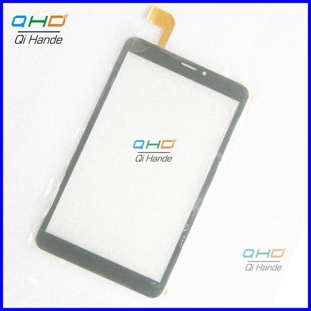 Черный Новый Емкостный сенсорный экран панели Для 8 ''Ирбис TX89 Tablet PC Дигитайзер Датчик Бесплатная Доставка