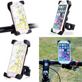 For iPhone7 7P 6 6plus For Samsung And All Phone Bicycle Accessories Handlebar Clip Mount Bracket Mobile Phone Bike Holder Stand