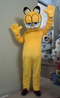High quality of the adult size wholesale POTATOE mascot costume anime show adult size Garfield free shipping