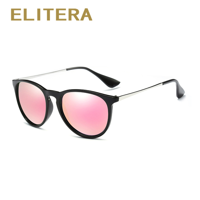 ELITERA Sunglasses Women Men Polarized Female Sun Glasses For Driving Outdoor Luxury Ladies Shades Eyewear Accessories With Case
