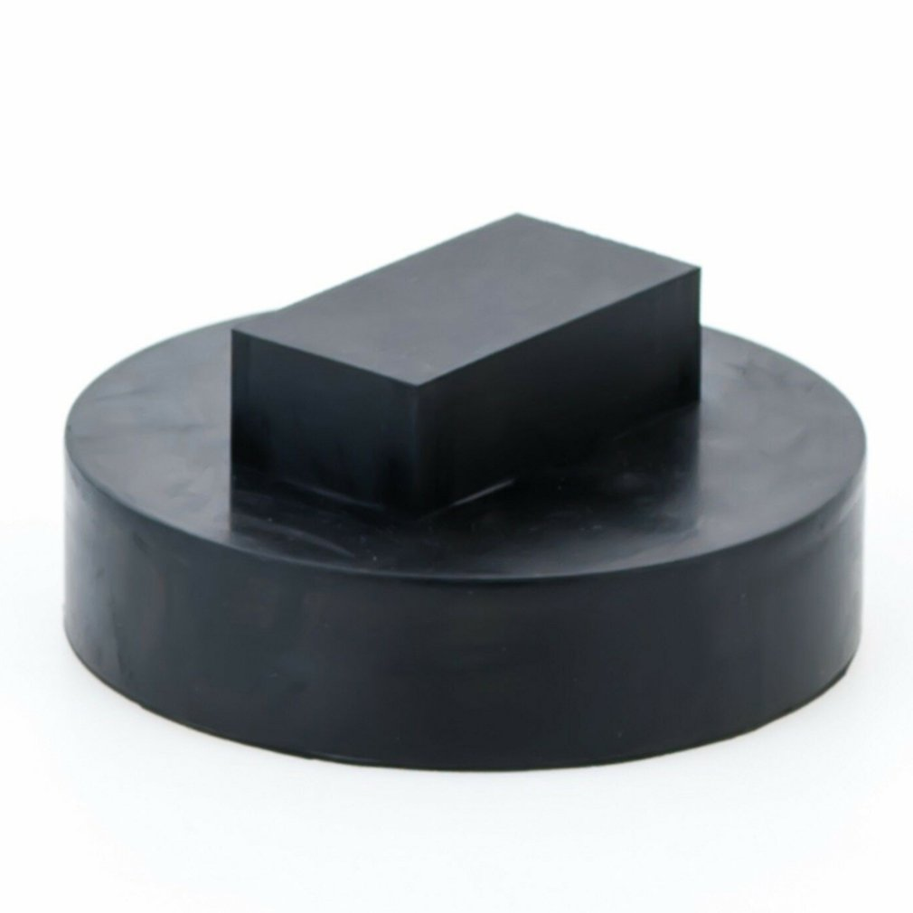 Durable Use Black Floor Slotted Car Jack Pad Frame Protector Adapter Jacking Disk Pad Tool For BMW Mini