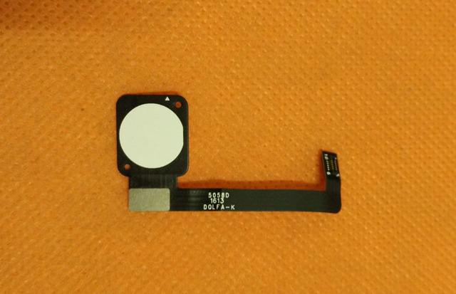 "Usado Original Botón sensor de Huellas Dactilares Para Elephone P9000 MT6755 Octa Core 5.5 ""FHD 1080*1920 Envío gratis"