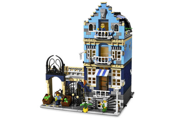LEPIN Factory City Street Factory Market Street Model Building Kits Blocks Bricks Figures Toys Compatible with Legoing lepin 02012 city deepwater exploration vessel 60095 building blocks policeman toys children compatible with lego gift kid sets